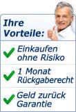 Vorteile bei Westfalia: Einkaufen ohne Risiko, 1 Monat Rückgaberecht, Geld zurück Ga