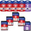 Class 10 SD Memory Cards verbatim