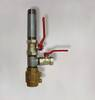 Image of Pump stock, dual, 200 mm x 1 1/4 inch