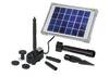 Solar pump system Rimini S with 2 watt solar module and submersible pump Esotec