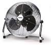 Image of Powerful Floor Fan 30 cm diam., chrome Domo