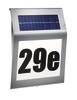 Image of Solar-powered Illuminated House Numbers Esotec