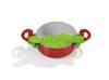Straining aid, green Gourmet Maxx