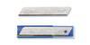 Abbrechklingen 10er Pack für Cuttermesser, 18mm im Dispenser 884151