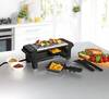 2-in-1 Raclette and Grill, 250 Watt Gourmet Maxx