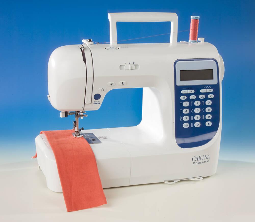 Klebfest Textilkleber 50ml bei Westfalia Versand Deutschland -> Nähmaschine Carina Evolution
