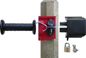 """Torsystem """"Gate Lock"""", abschließbar"""