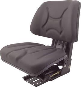 Komfort Schleppersitz S 300 VARIO ECO - verstellbarer Sitz