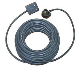 Rubber Extension Lead, 20m