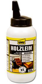 Holzleim Original 250 g Flasche mit Dosierspitze