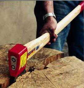 Spaltfix Axt, 2.500 g - Holz schnell und einfach spalten