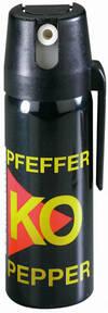 Pfefferspray, 50 ml, Verteidigungsspray