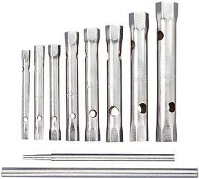 Rohr - Steckschlüssel Satz 10 tlg. Standard