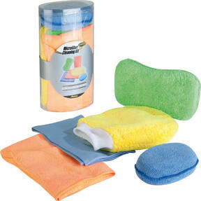 Car Cleaning Set, 5 piece