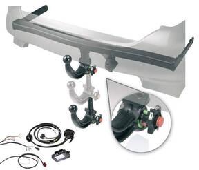 Anhängerkupplungs-Kit Hyundai IX 35 Baujahr 03/10-