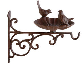 Bird Feeding Station made of Cast Iron
