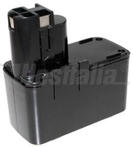9,6V NiCd Werkzeug Ersatzakku für Bosch 2607335035 / 2607335152 etc