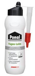 Parkett & Laminat Fugenleim 420 g, Dosierflasche mit Spitze
