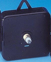 Uhrwerk mit Hänger rechtslaufend QU2 55 x 55 x 15 mm Westfalia