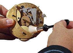 Uhrmacher Pinsel antistatisch Westfalia