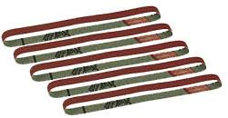 Schleifbänder 5er Pack für Bandschleifer Proxxon Preisvergleich