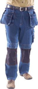 Worker Jeans, blau, verschiedene Größen