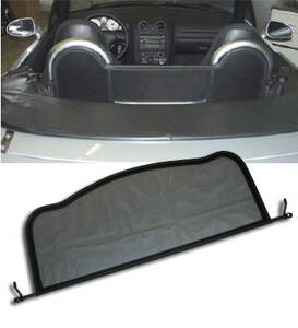 Windschott Mazda MX5 mit Bügel Weyer