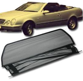 Windschott Mercedes CLK, Baujahr 1998 bis 2003 ...