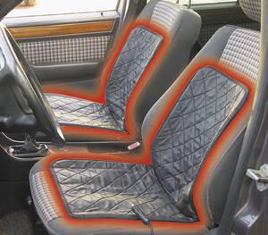Auto-Sitzheizung - beheizbares Sitzkissen, 12 V...