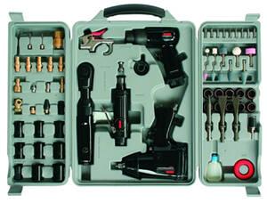 Druckluft Werkzeug Set ROWI