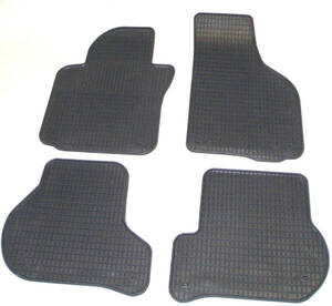 Gummi Passformmatten, 4-teilig - BMW 3er (E87+E90) Weyer Preisvergleich