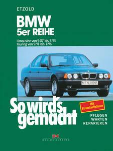 So wirds gemacht Buch für BMW 5er Reihe Bauj. 9 87 - 7 95 Band 67