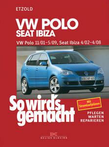 So wirds gemacht Buch für VW Polo ab Bauj. 11/0...