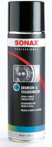 Bremsen und Teile - Reiniger, 500 ml, Professio...