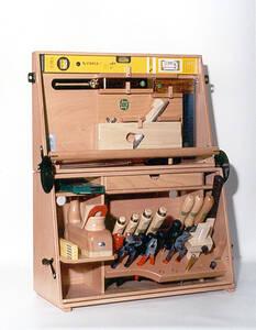 Montagebox mit 48-teiligem Werkzeugsatz, Nr. 29...