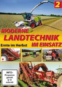 DVD Moderne Landtechnik im Einsatz, Teil 2 - Er...
