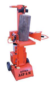 Elektro Brennholzspalter ASP 6 N, 400 V, 3,0 kW, Gewicht 107 kg Atika Preisvergleich