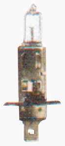 Halogen Birne H1 55W 12V