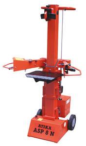 Elektro Brennholzspalter ASP 8 N/ 400 V - hohe ...