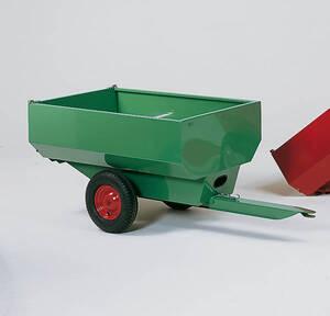 Maxi G Anhänger grün 420 L