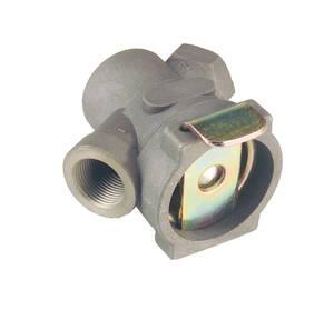 Filter für Druckluftleitung