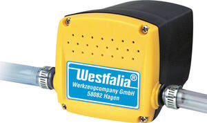 Ölabsaugpumpe - ideal zum schnellen und sauberen Ölwechsel/ Ölpumpe Westfalia