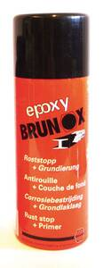 Epoxy Spray 400 ml - Rostsanierer Grundierer Brunox