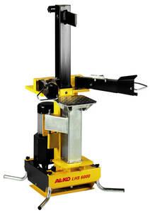 Elektro Holzspalter LHS 6000 6 t Vertikalspalter inkl. Spaltkreuz AL-KO