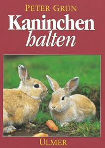 Buch über die Haltung von Kaninchen