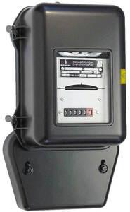 Wechselstromzähler 10/40A 230V Klasse 2/Schaltu...