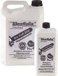 Bio-Sägeketten-Haftöl - 1 oder 5 l Kanister Wes...