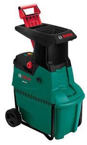 Elektro Leisehäcksler AXT 25 D  2.500 Watt  bis 40 mm Bosch