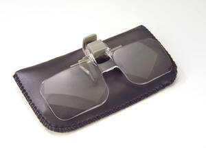 Lupe für die Brille, 2-fach-Vergrößerung, mit Clip zum Austecken Westfalia