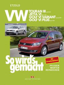VW Touran III, Jetta und Golf Band 151